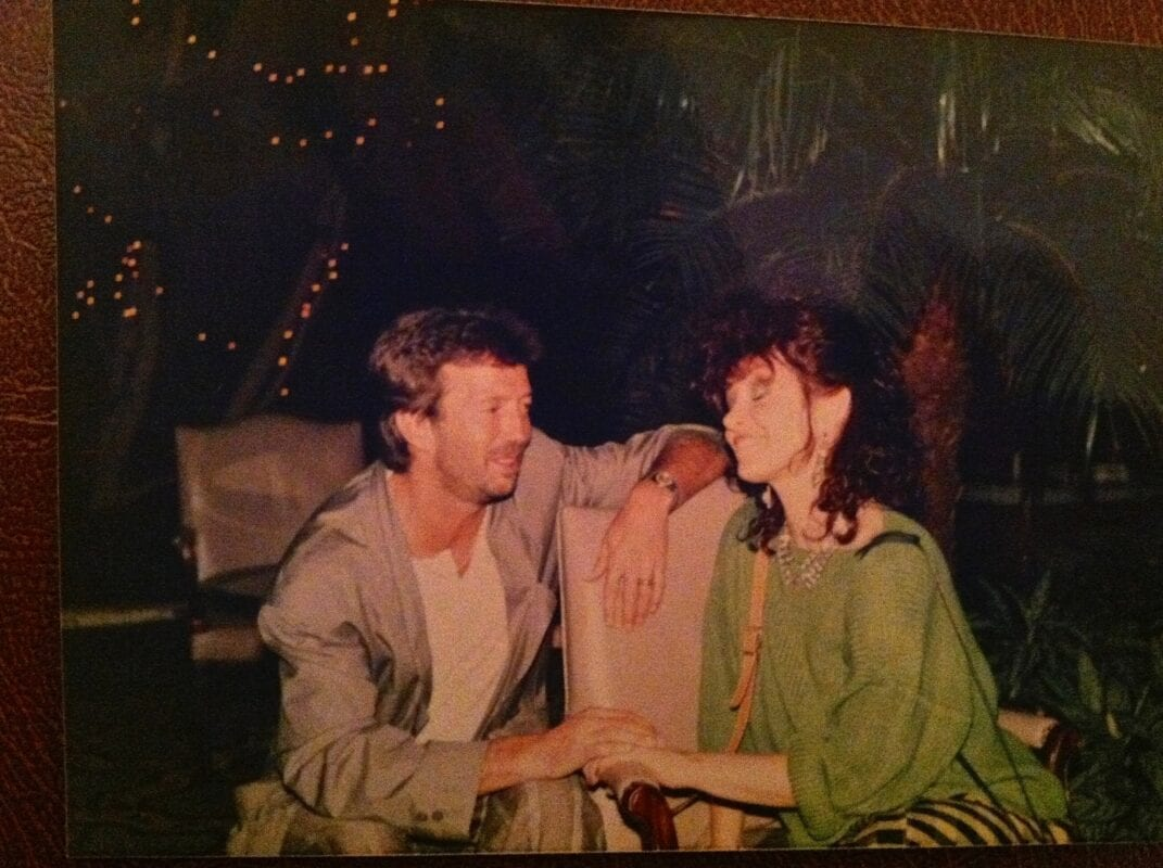 Shaun Murphy And Eric Clapton Shaun Murphy